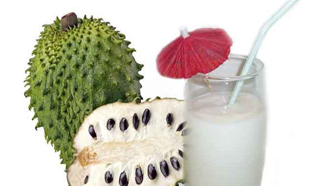 soursop punch